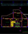 پلان نازک کاری طبقه دوم