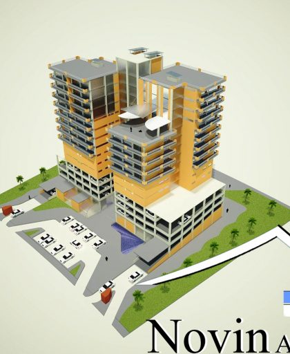 برج چند منظوره