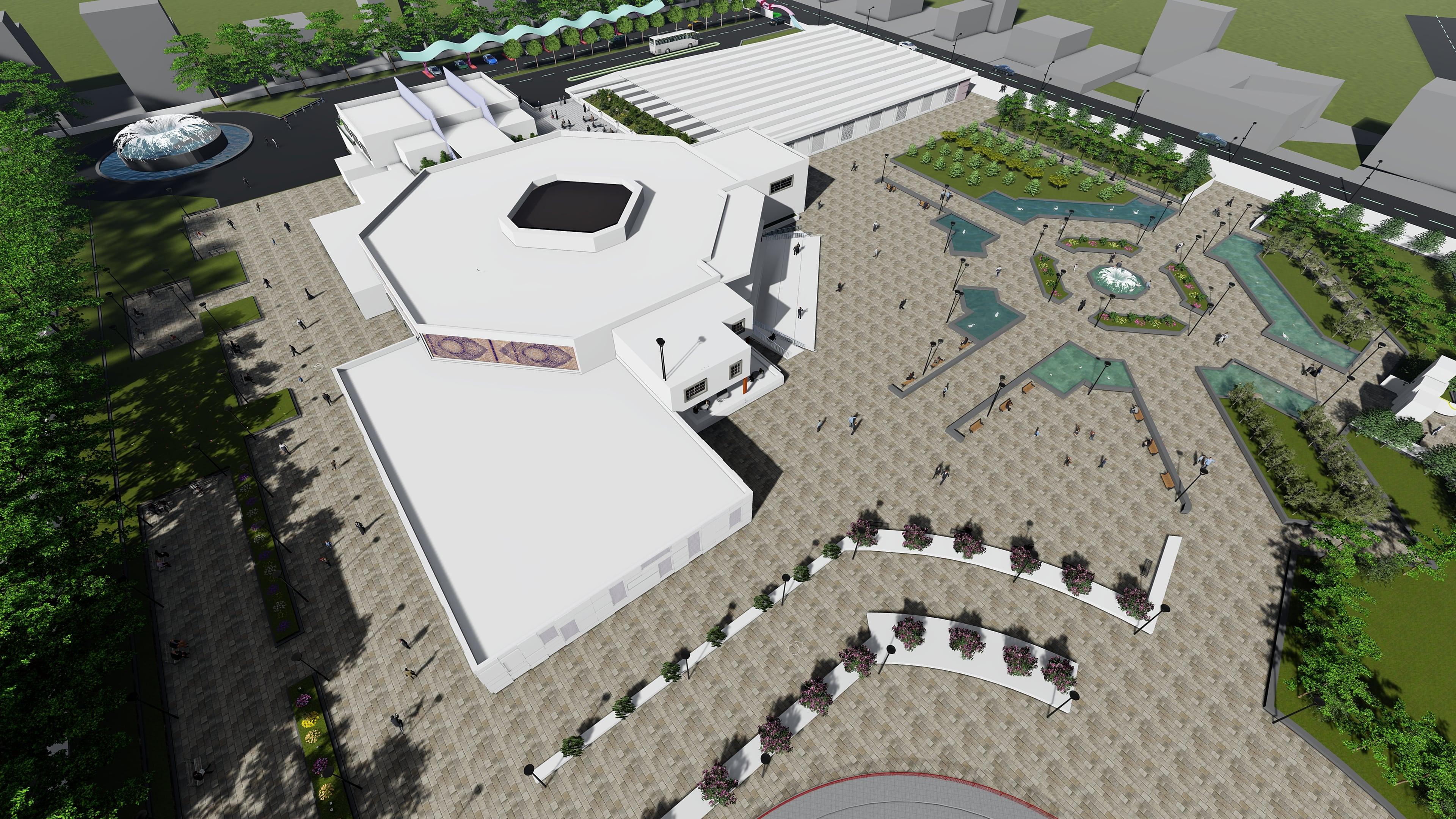 اکادمی و موزه فرش