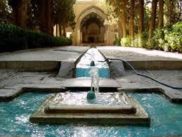 نقش آب در معماری