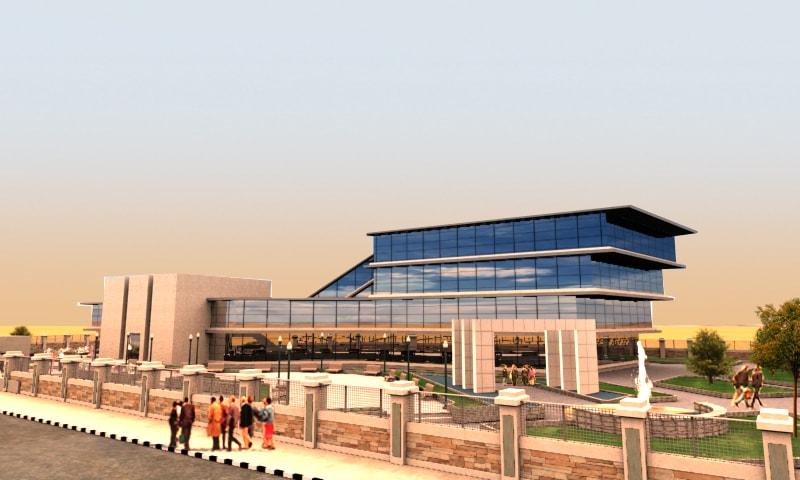 پروژه معماری کتابخانه