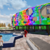 پروژه طراحی کامل فرهنگسرا کودک