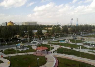 طرح جامع شهر زاهدان