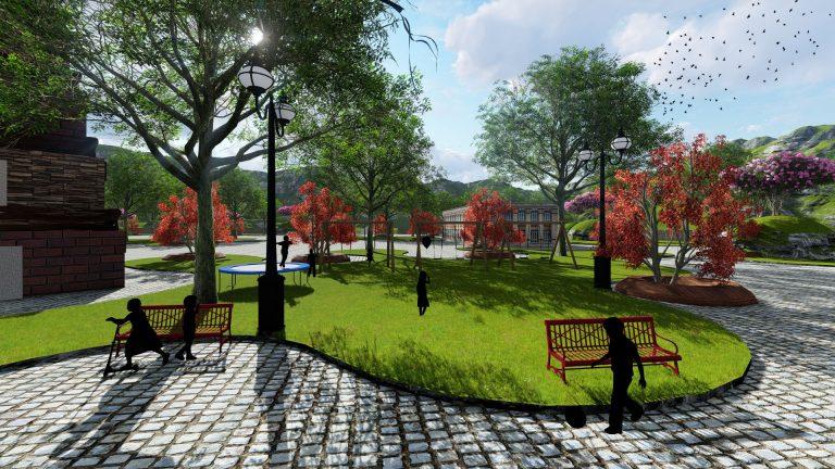 پروژه مجتمع مسکونی