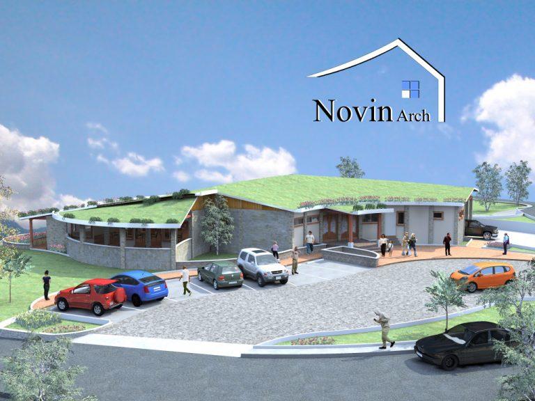 پروژه معماری