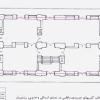 پلان مدرسه تقوی گرگانپلان مدرسه تقوی گرگان