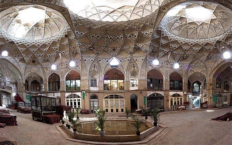 پاورپوینت معماری مجتمع هاي تجاري درمعماری اسلامي ايران