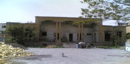 ساختمان سلماسی مشهد