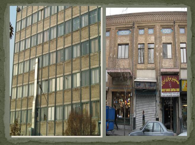 پاورپوینت معماری آلودگي بصري در طراحی شهری