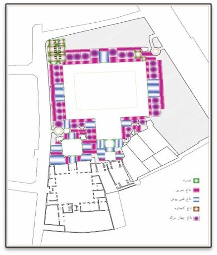پاورپوینت معماری مسجد و مدرسه صالحیه قزوین