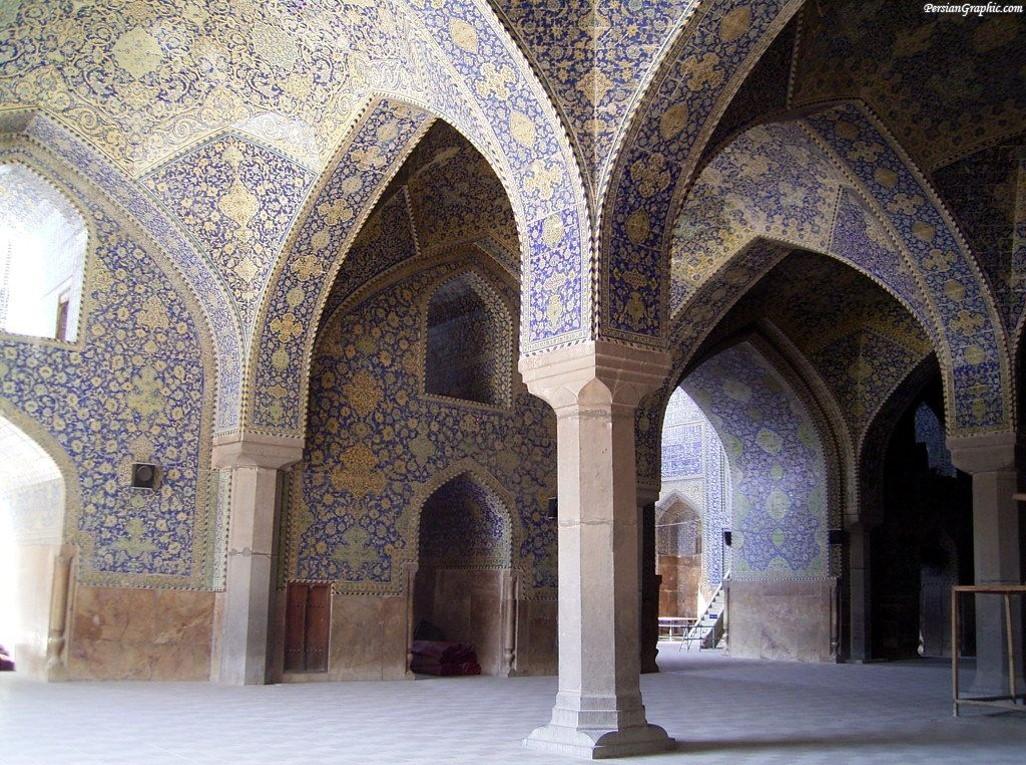 تزئینات دوران اسلامی