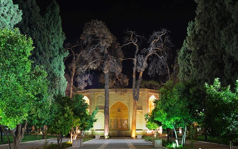پاورپوینت معماری باغ ایرانی