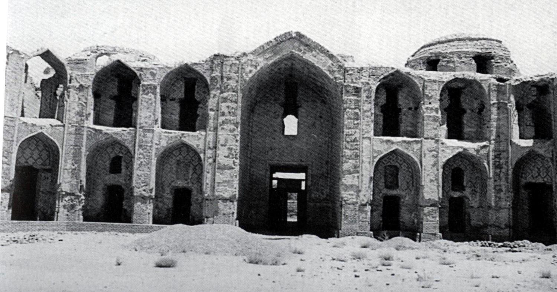 پاورپوینت معماری آموزش، پيش ازاسلام در ايران