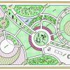 پروژه معماری کامل طراحی پارک (بوستان)