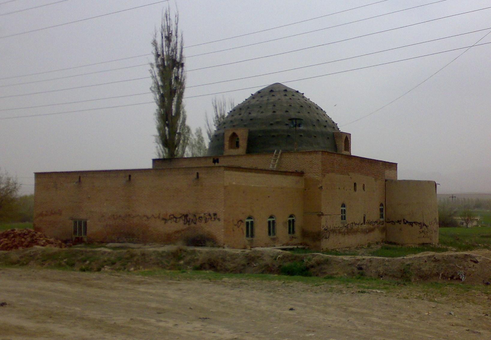 مسجد حمامیان بوکان