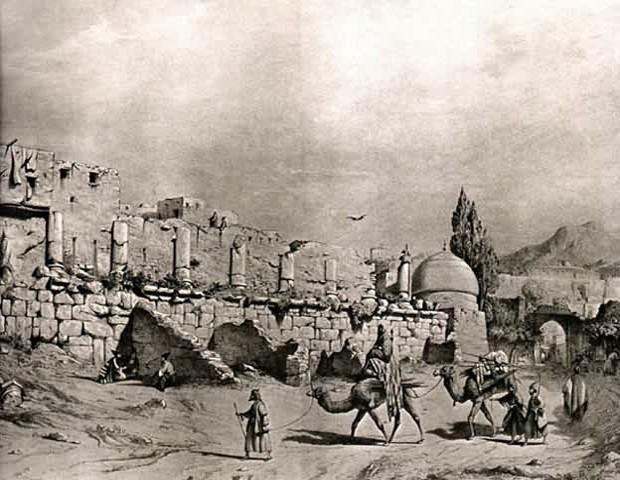 مسجدجامع قرطبه-سامرا-قیروان