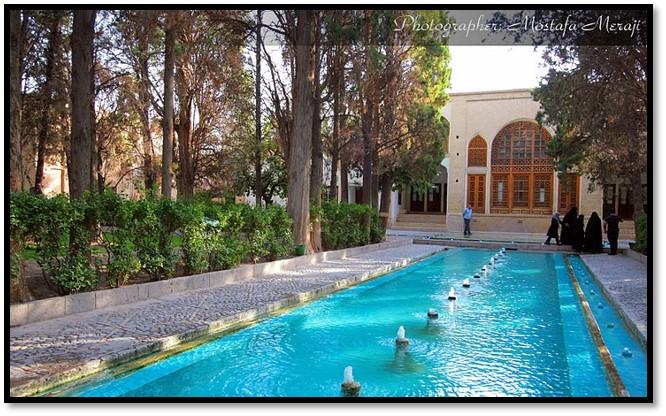 حمام رومی و ایرانی