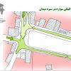حجم ترافیکی سواره در سبزه میدان