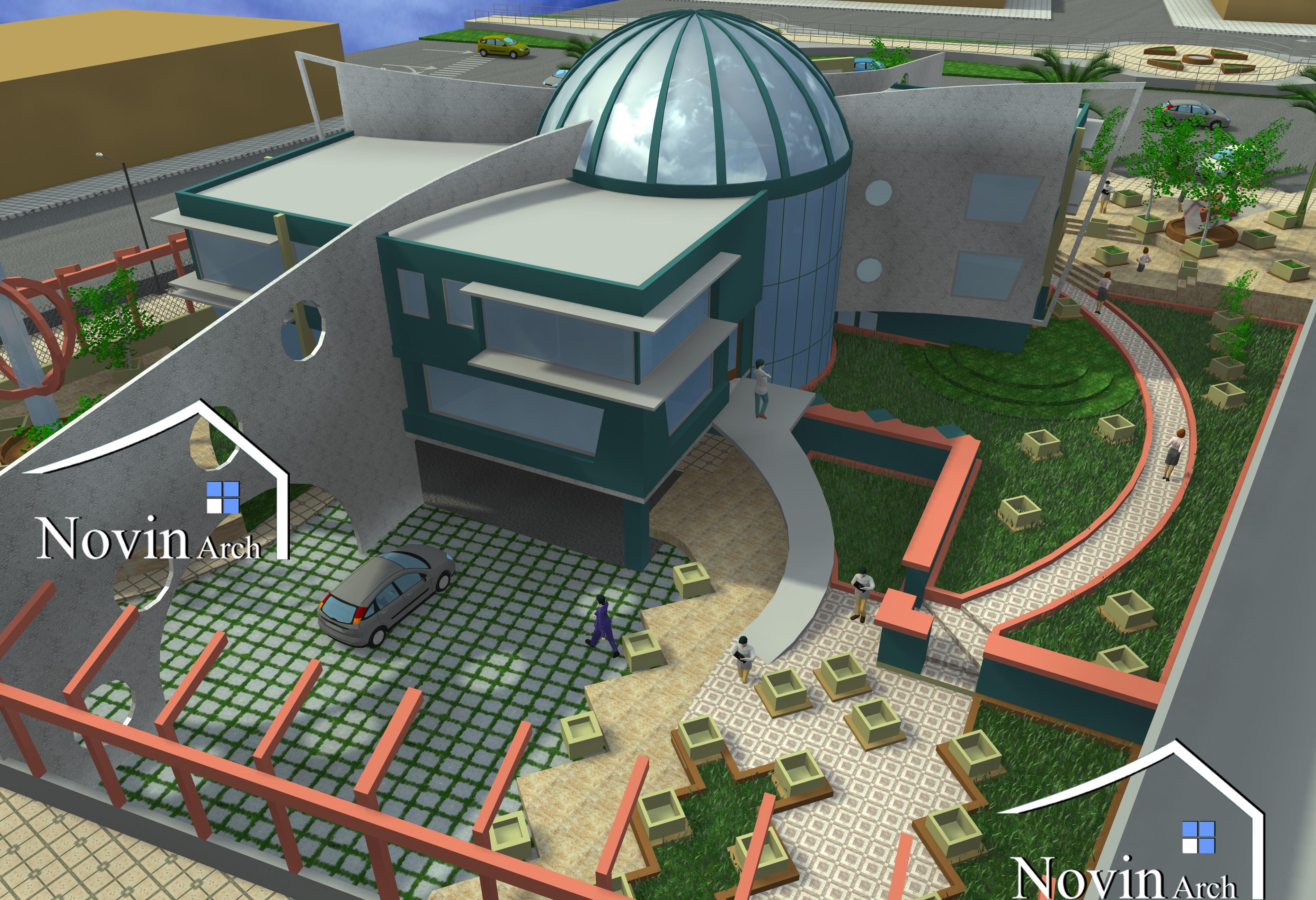 دانلود رایگان پروژه معماری مرکز مطالعات هواشناسی