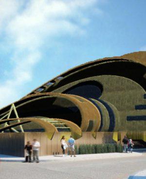 دانلود پروژه طراحی مرکز سینما