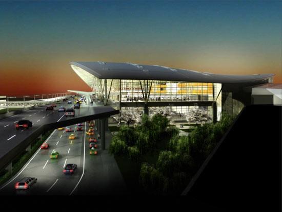 رساله طراحی فرودگاه