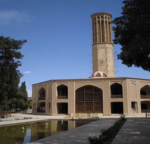 بررسی اقلیم شهر یزد