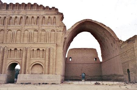 معماری-دوره-ساسانیان