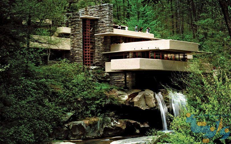 انسان و طبیعت و معماری