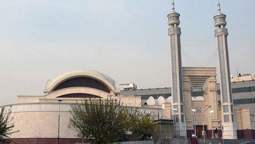 مسجد جامع شهرک غرب