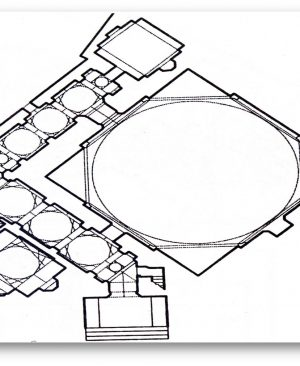 مشکل حل قبله در مسجد شیخ لطف الله